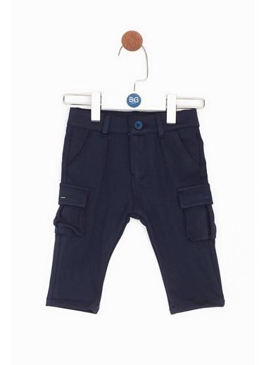 BG Baby Erkek Bebek Mavi Pantolon Lacivert